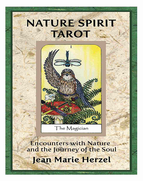 Ace Of Wands : Tarot Cards By Jean Marie Herzel, Nature